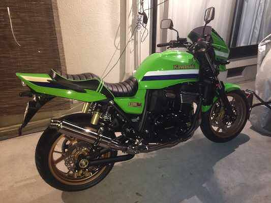 Kawasaki ZRX1200 DAEG Final Edition
